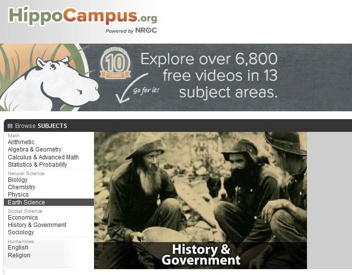 Hippocampus screenshot