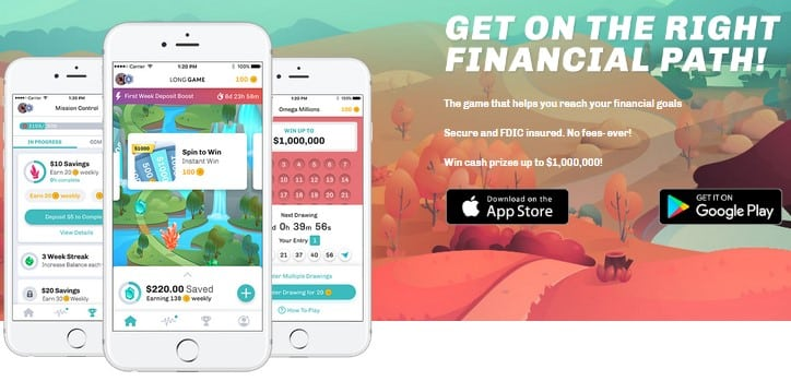 Long Game - free online college financial tool