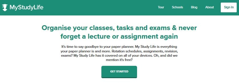 My Study Life screenshot