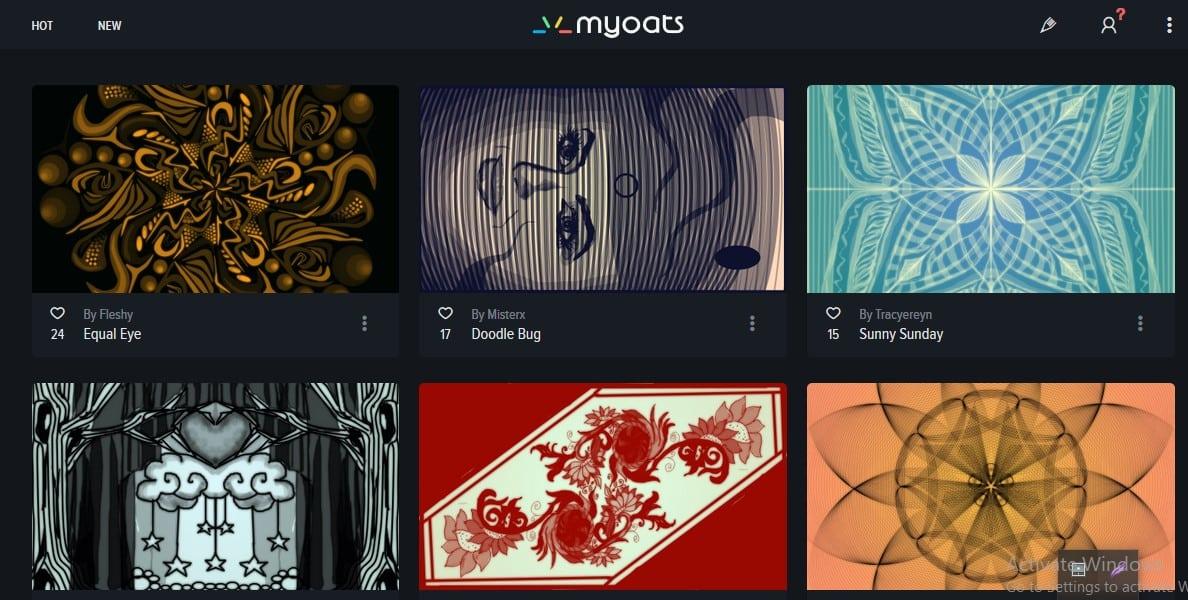 Myoats screenshot