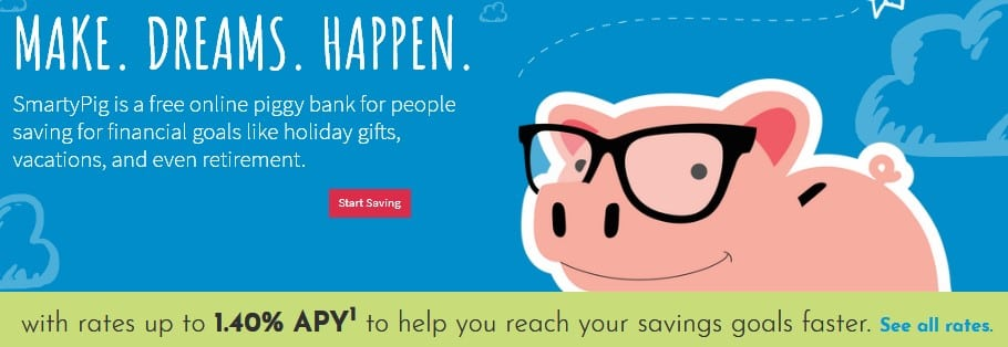 SmartyPig - free online college financial tool