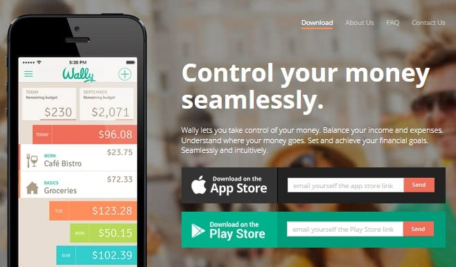Wally - free online college financial tool