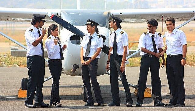Flight Engineers and Aircraft Pilots