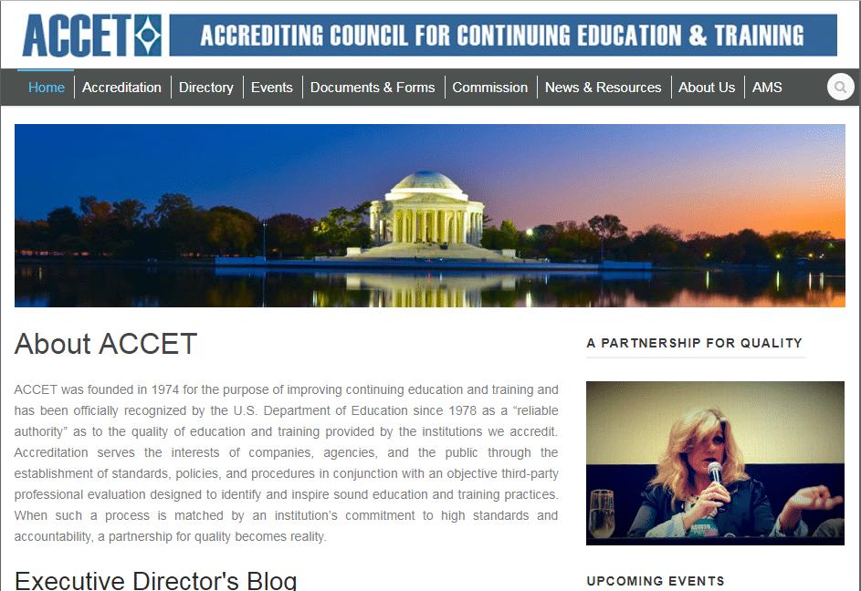 accet-online education scams