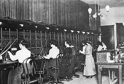 women in earlier times - online learning for disabled students