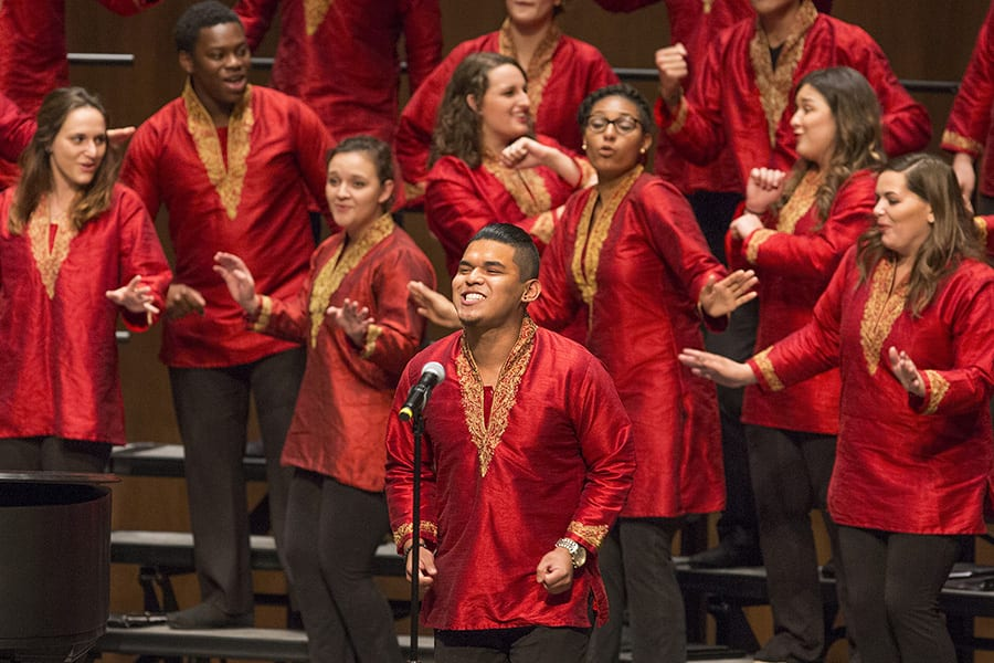 Best College Choir Christmas Concerts - Online Bachelor Degrees