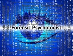 bachelors forensic psychologist