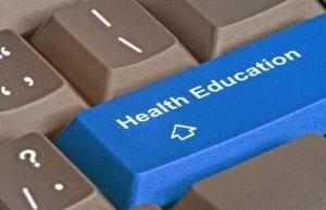 bachelors health education degrees