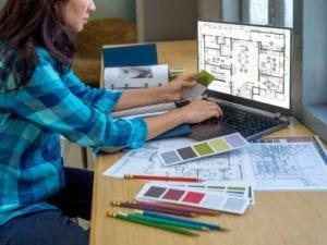 bachelors interior design degrees