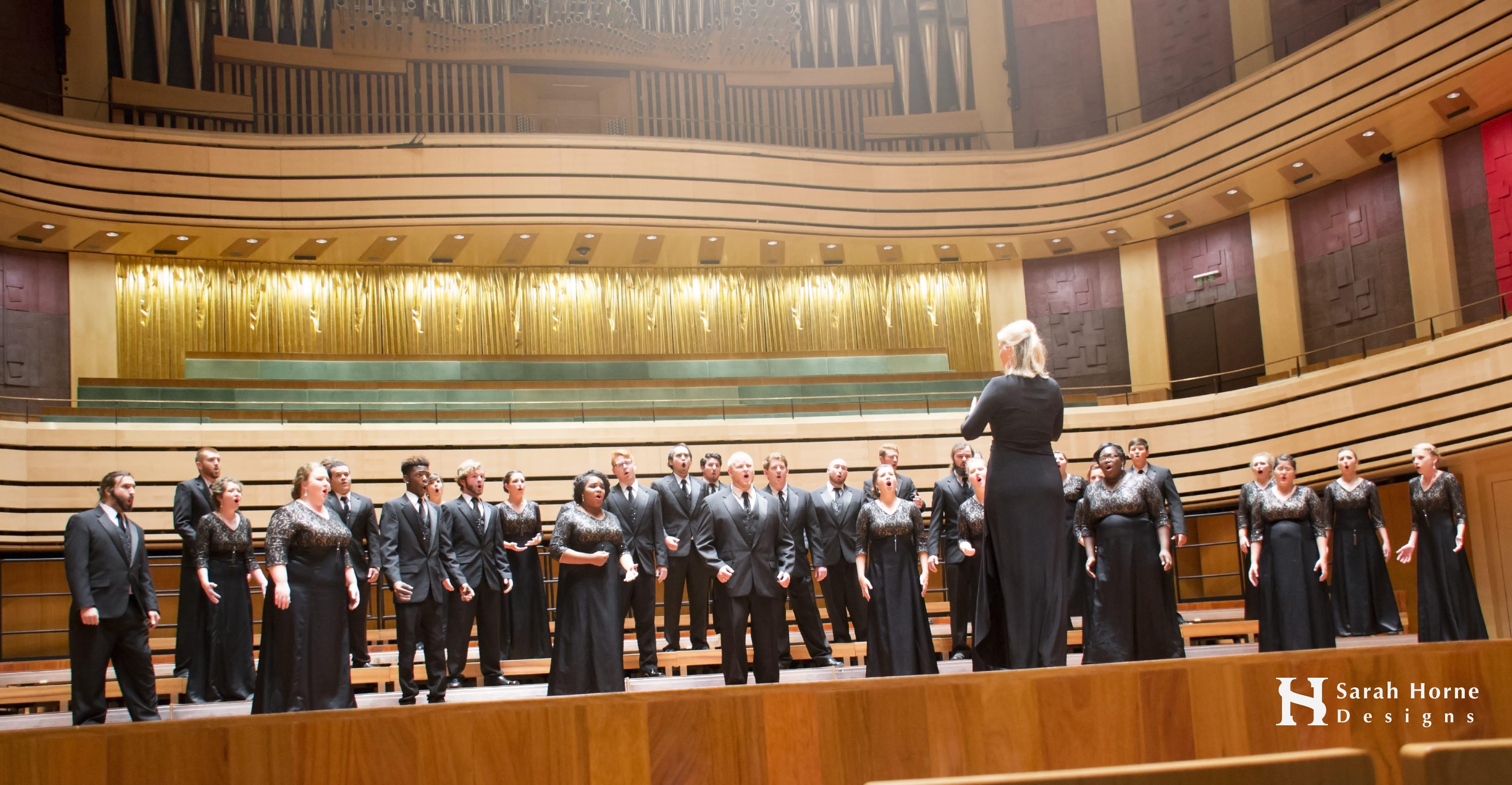 georgia southern choir