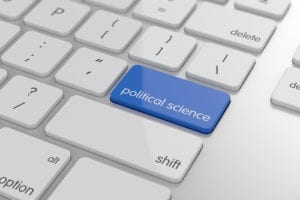 political science degree programs