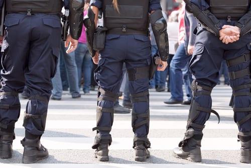 law enforcement bachelors degree