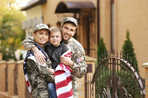 active military friendly online schools