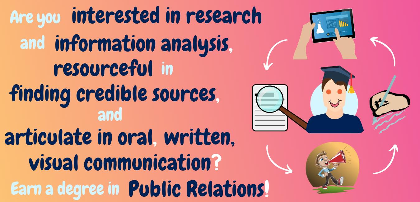 Public Relations qualities