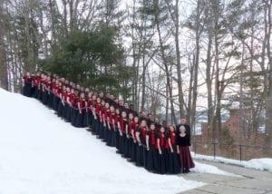 college choir programs