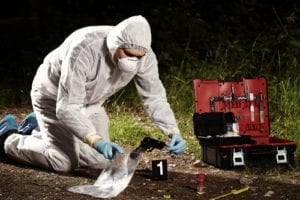 bachelor crime scene investigation degree