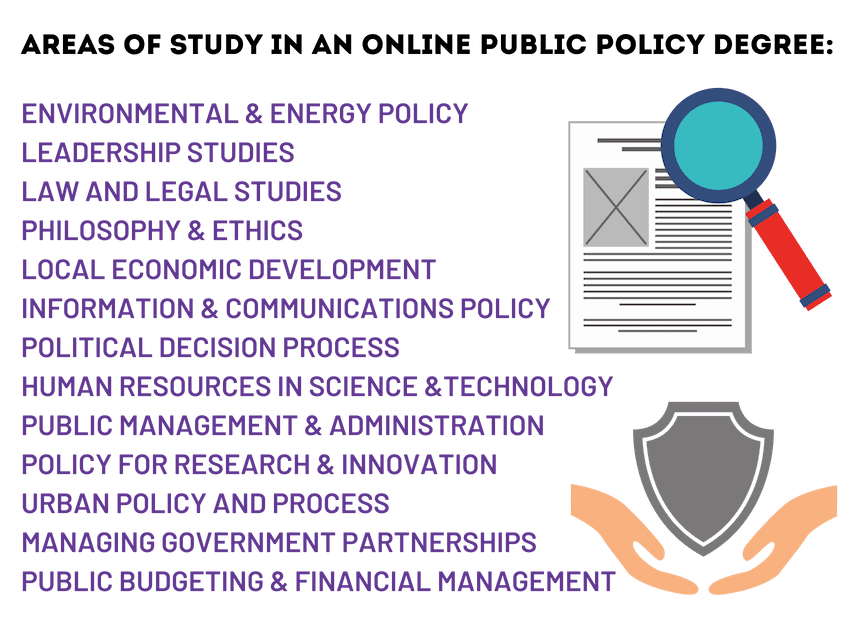 PUBLIC POLICY curriculum