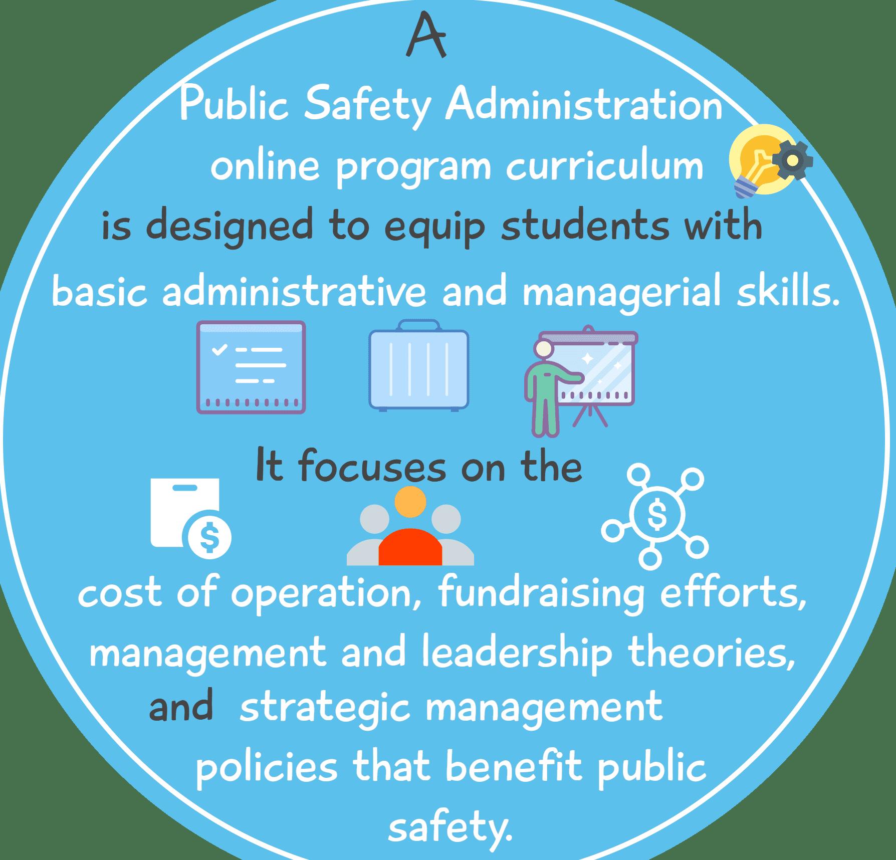 Public Safety Admin skills