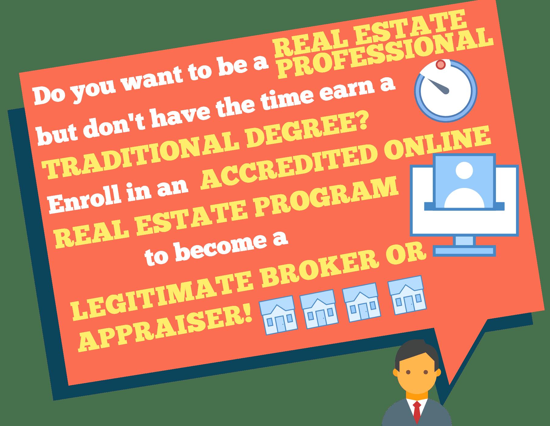 Real Estate licensure