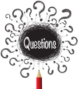 bachelors in writing questions