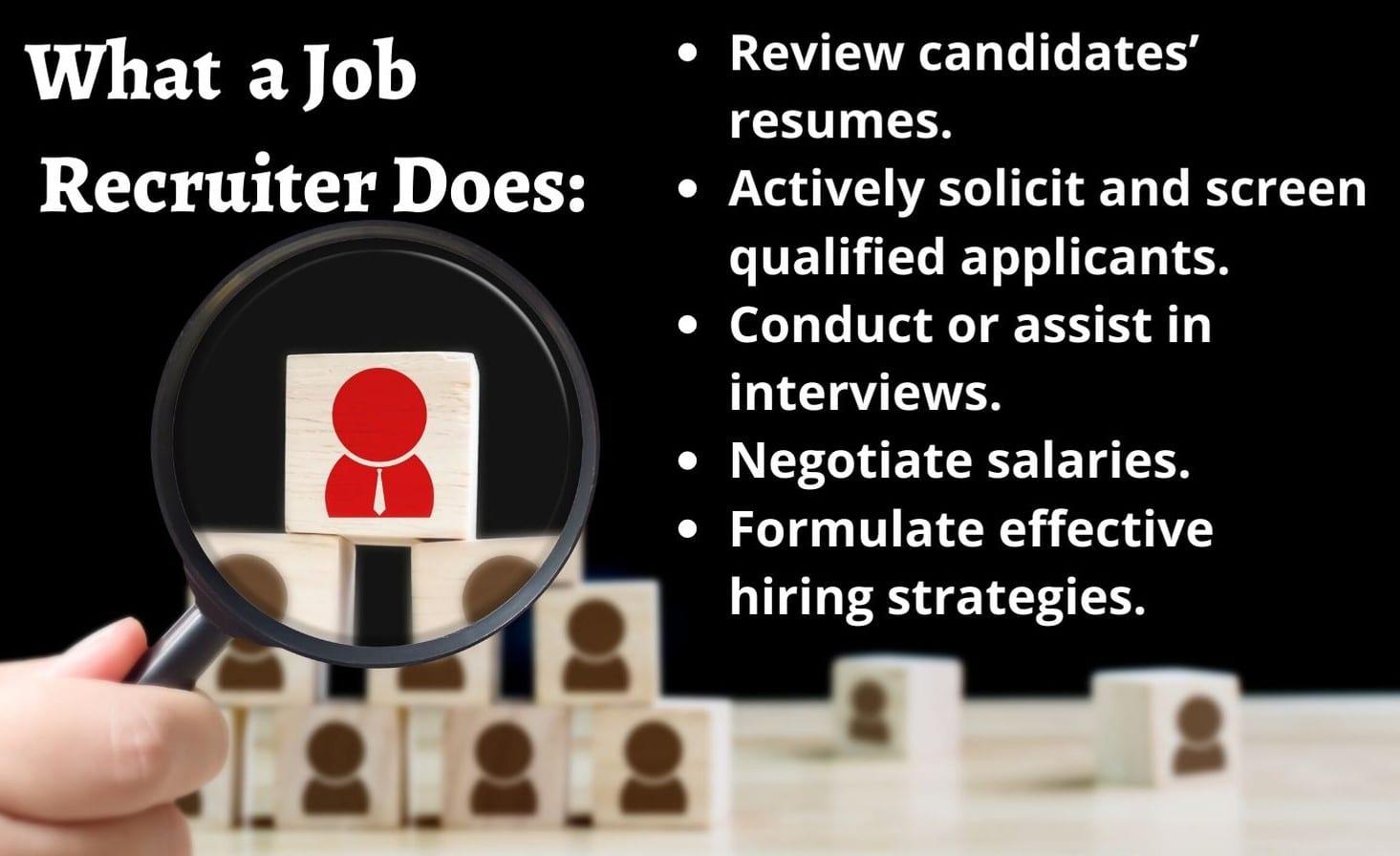 job recruiters 6