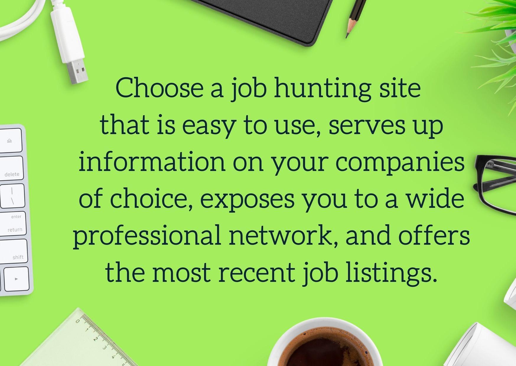 job hunting 3