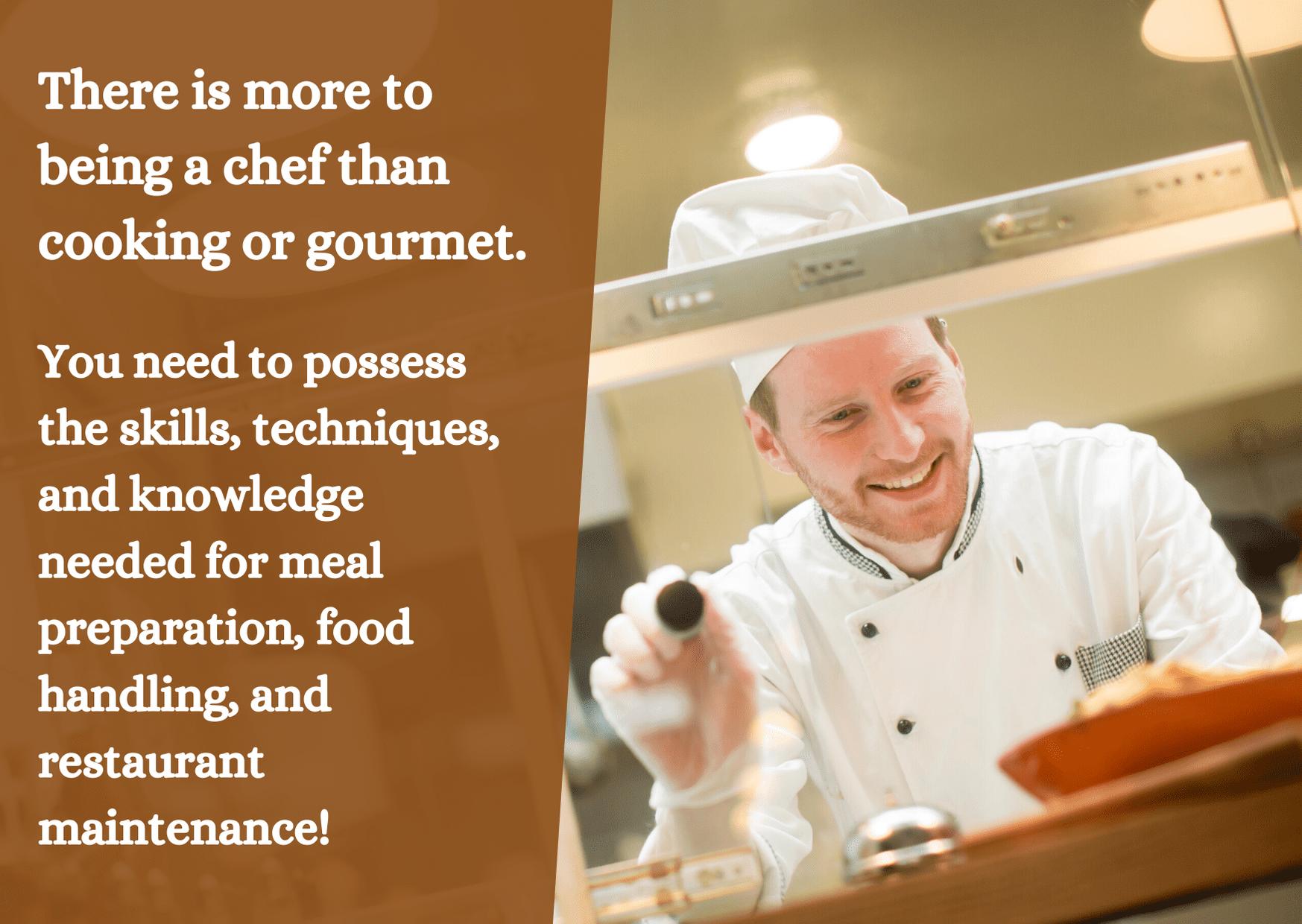 Chef Skills