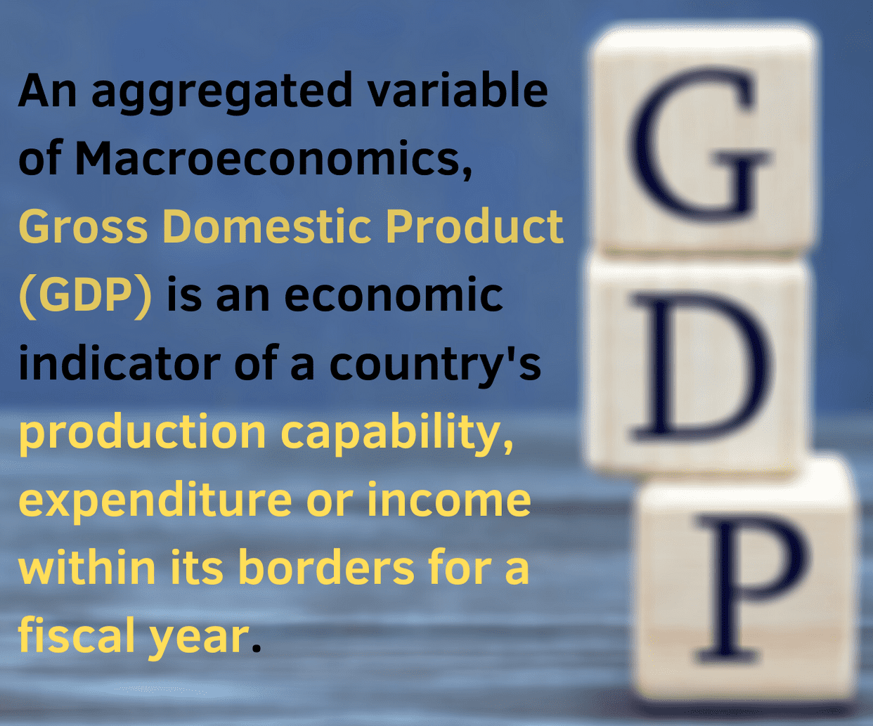 macroeconomics course fact 7