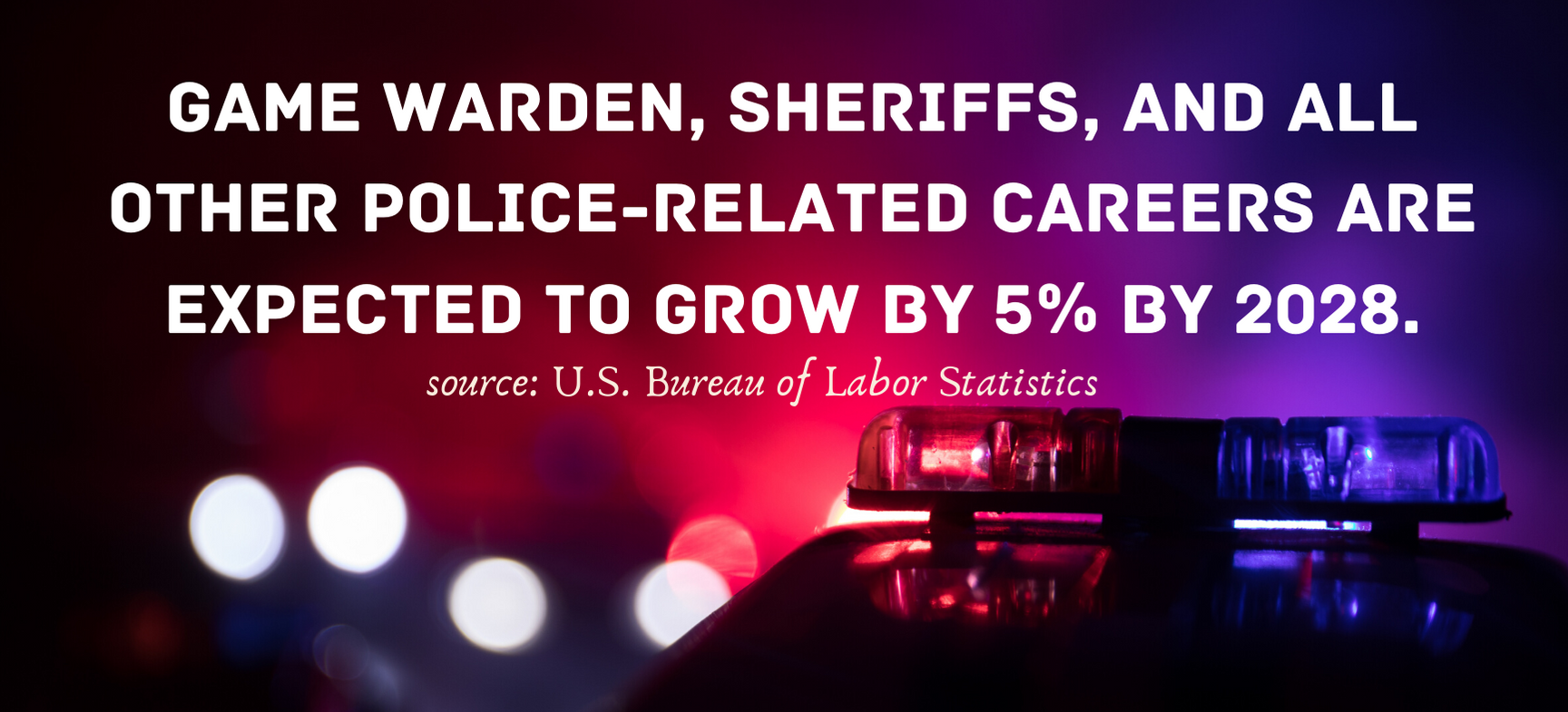 game warden growth