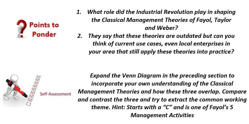 Modern Management Takeaway