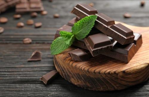 super food dark chocolate