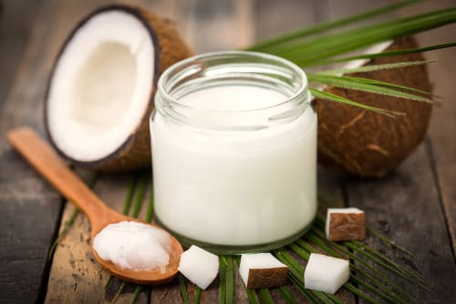 super food coconut oil
