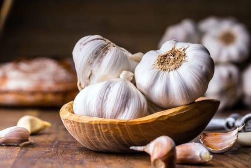 super food garlic