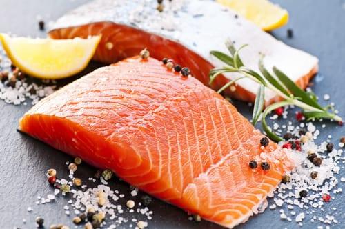 super food wild salmon